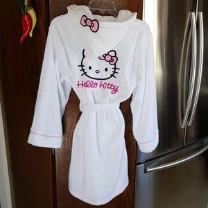 Hello Kitty Sanrio robe